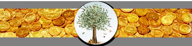 Деньги все-таки растут на деревьях