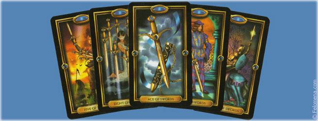 Что означают карты таро мечи таро карты верить